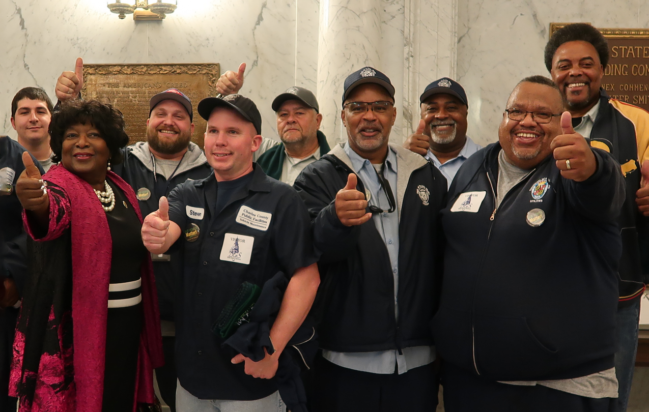 Charles County workers fighting for you in Annapolis